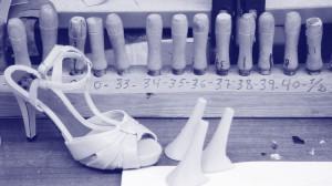Boda Elda. Zapatos novia 11