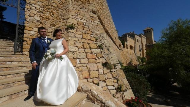 boda esther y juan castillo tamarit tarragona hache video alteregovisual